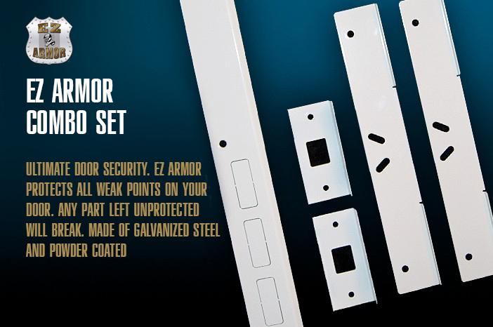 Ez Armor Door Security Wave Sound Amp Security Llc